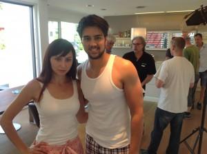 Claudia &Ryan